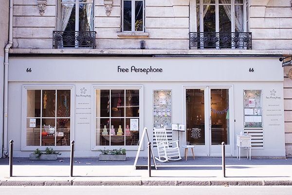 Fragrance Day Spa Free Persephone à Paris