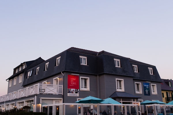 Hôtel des Isles Barneville-Carteret