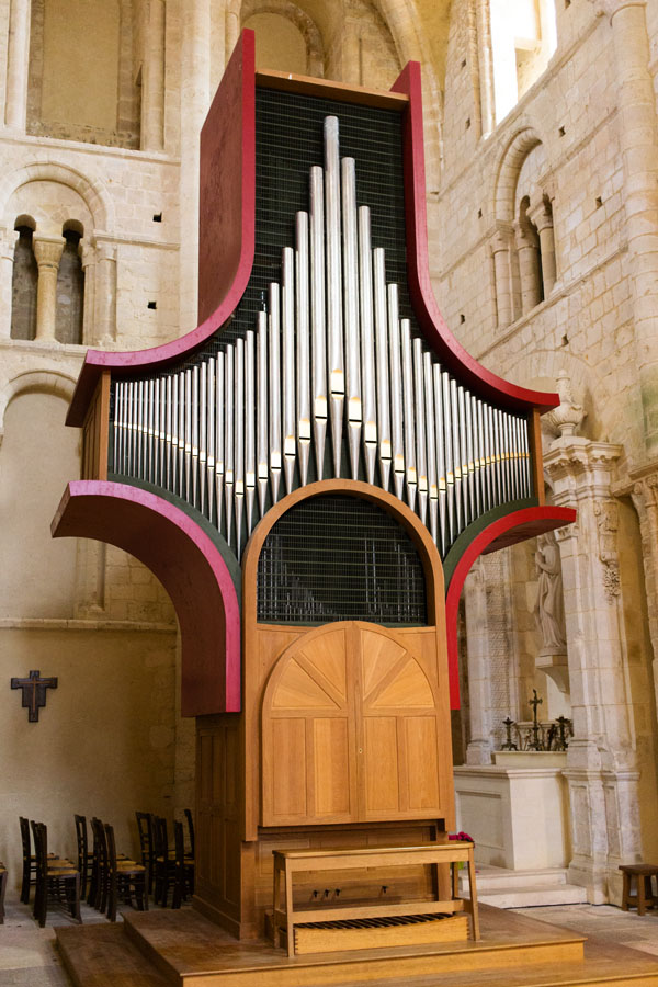 Abbaye de Lessay Manche