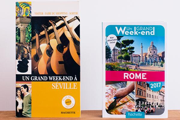 Guides voyage Hachette un grand week-end à