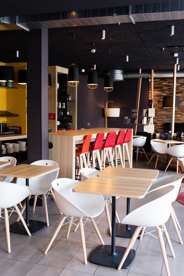 salle à manger Nomad Hotels Le Havre