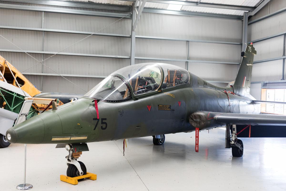 Aermacching Training Jet 339 CB