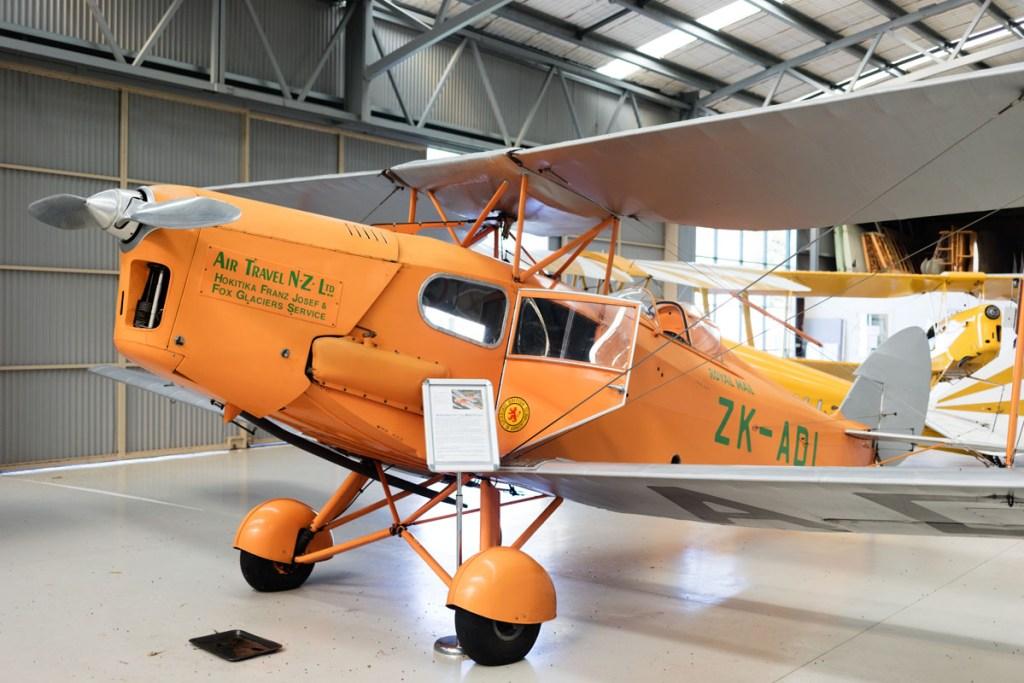 Havilland 83 Fox moth 1934