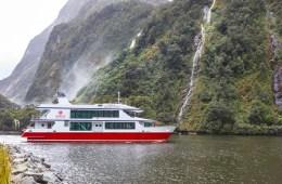 Southern Discoveries Milford Sound Nouvelle Zélande