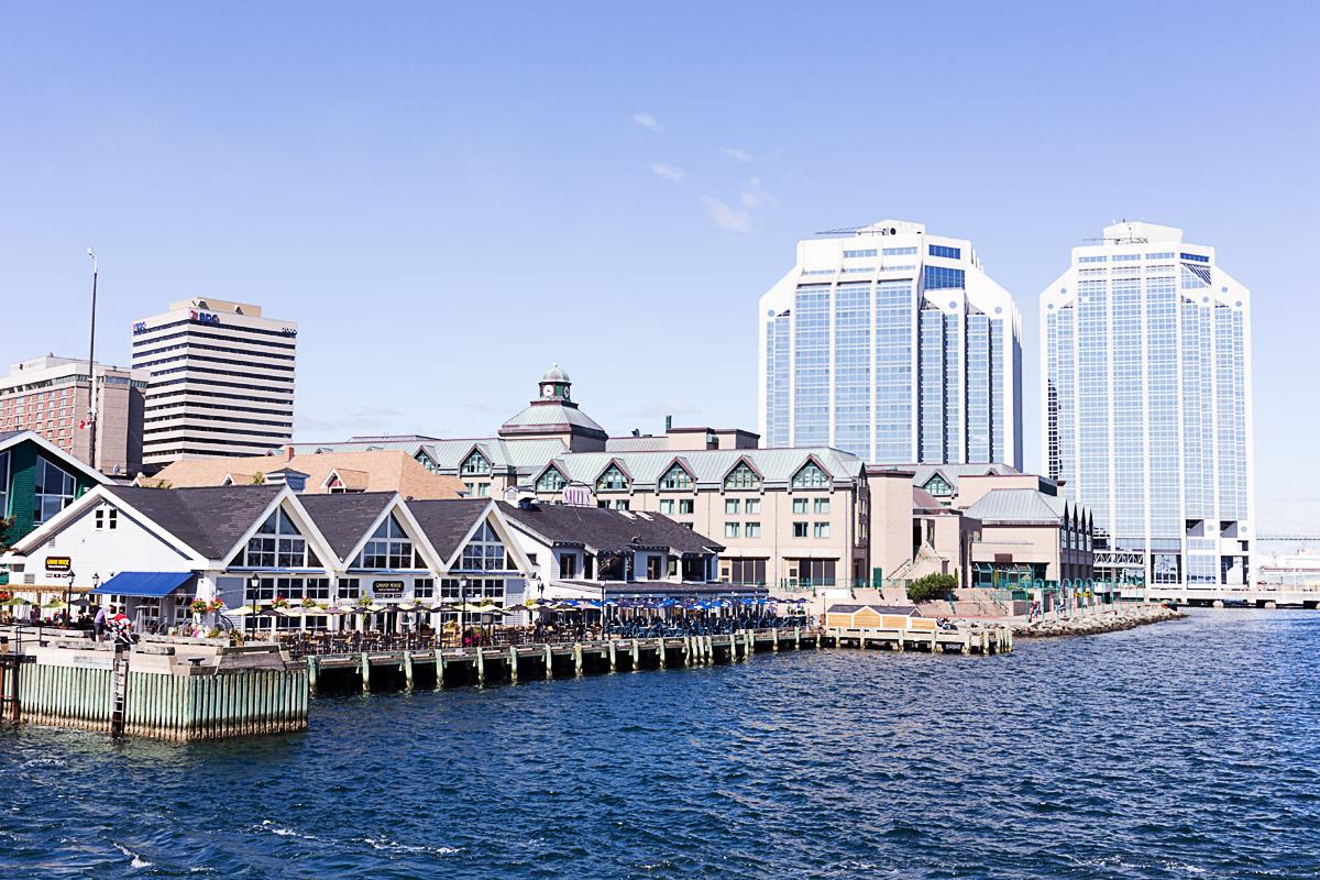 front de mer Halifax
