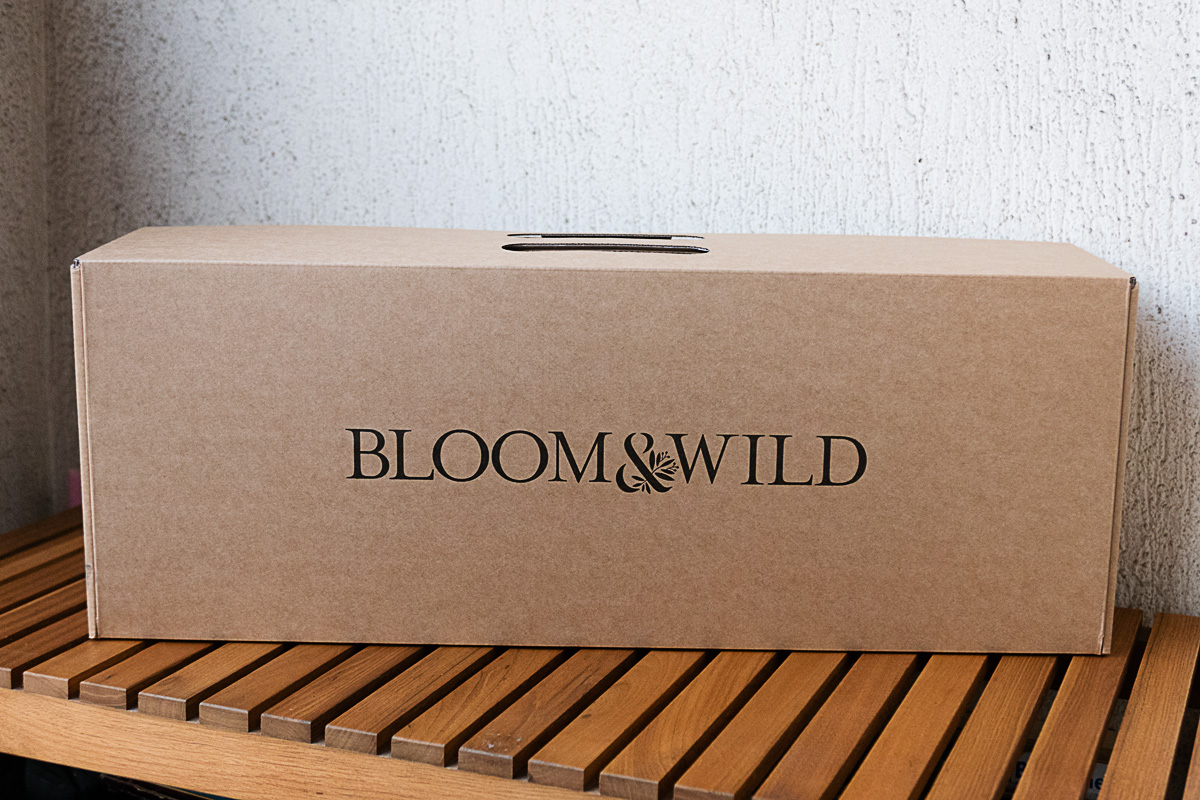 Lancement Bloom & Wild en France