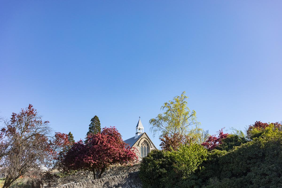 Cromwell antique village