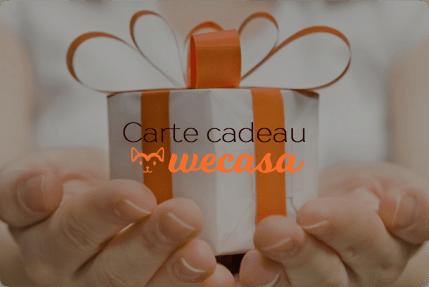 Carte cadeau WeCasa