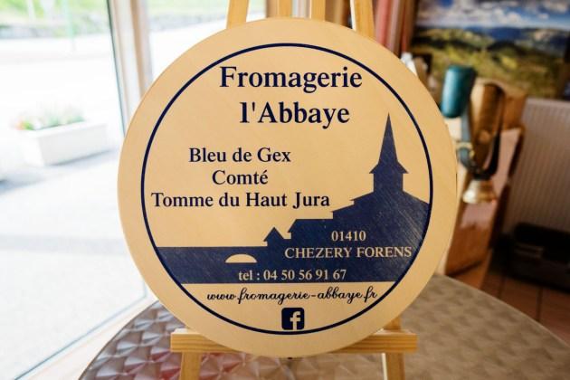Fromagerie de l'Abbaye Ain
