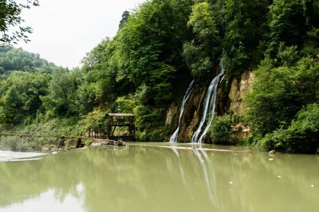 Balade le long de la Valserine dans l'Ain