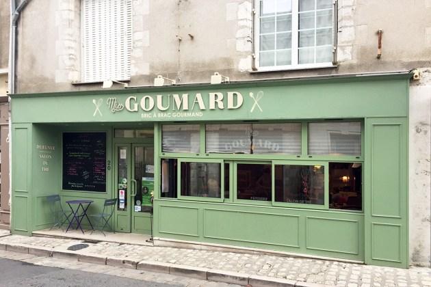 Miss Goumard Blois