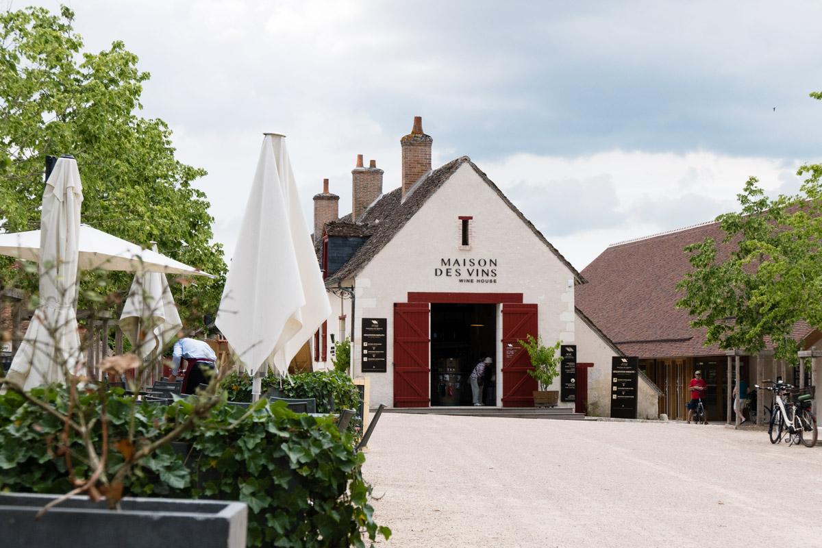 Maison des vins de Chambord
