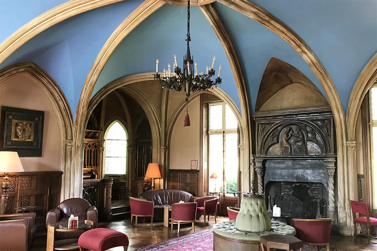 Bar de l'Abbaye des Vaux de Cernay