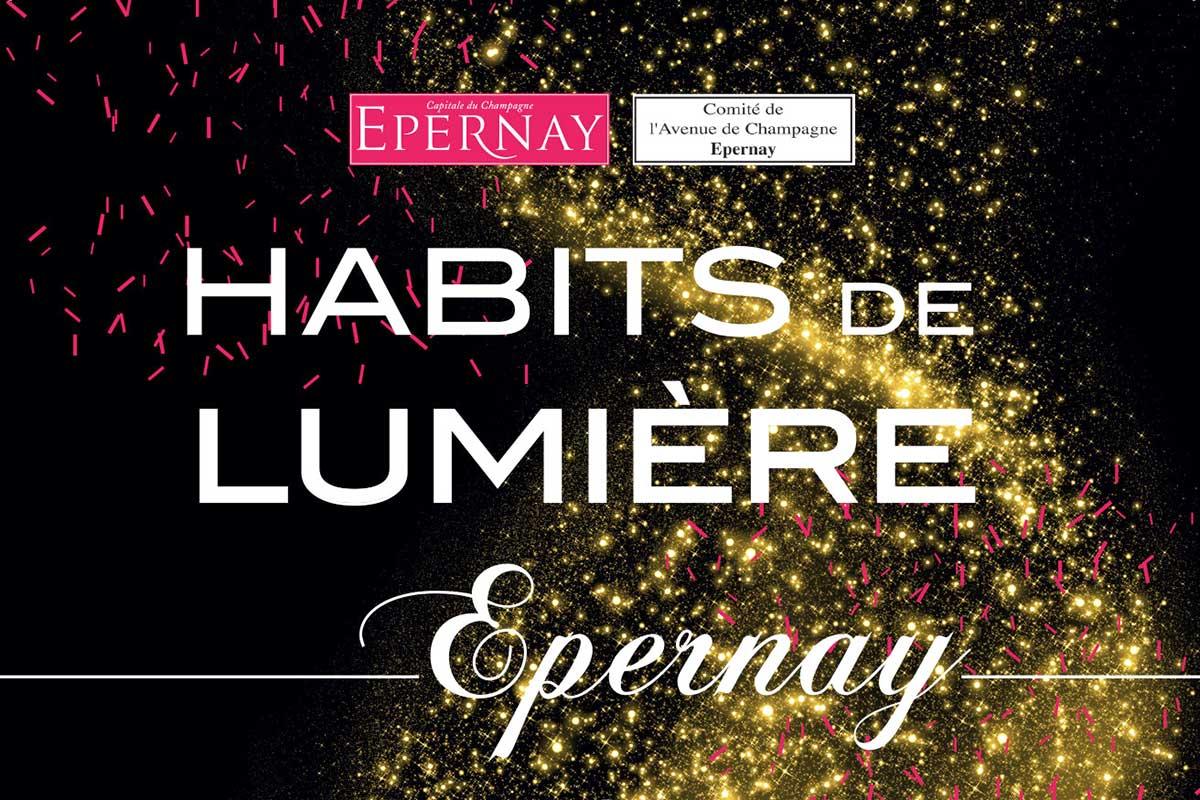 Habits de Lumières 2018 Epernay