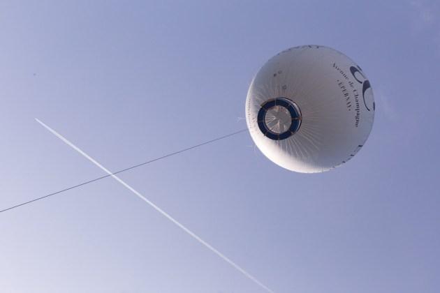 Ballon captif Epernay