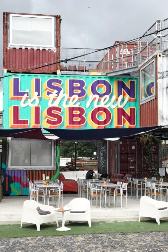 Village Underground Lisbonne