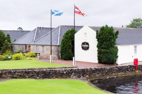 Distillerie Glenfiddich Ecosse