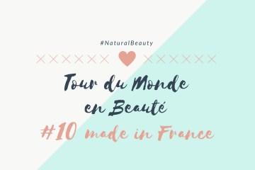 Tour du Monde en Beauté made in France