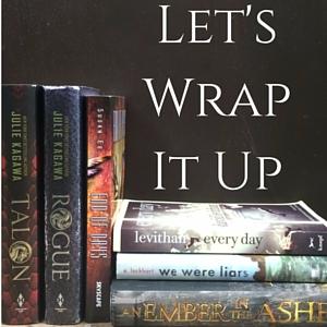 Sept/15: Let's Wrap it Up!