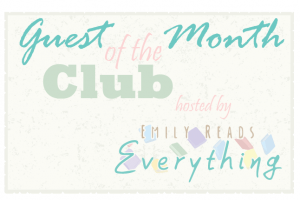 Guest Of the Month: The Booknista | When Not Blogging