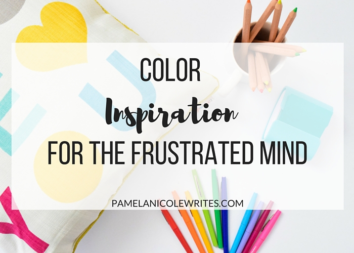 Color Inspiration for the Frustrated Mind