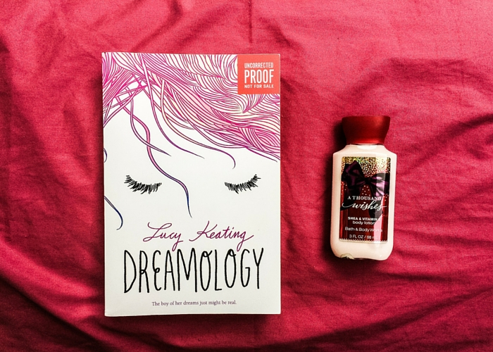 Dreamology, by Lucy Keating, a Dream Come True