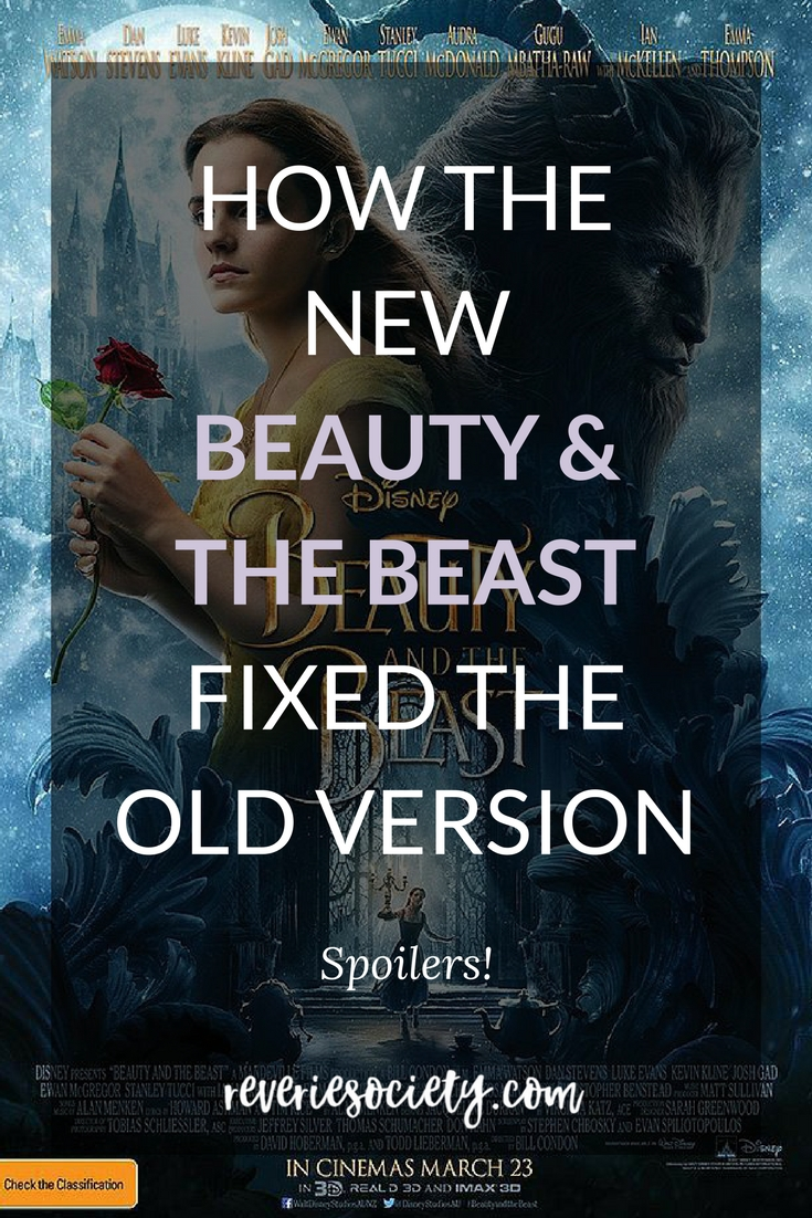 How the new Beauty & the Beast fixed the old version (Spoilers!)