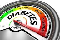 Reverse Type 2 Diabetes. The Genuine Blood Sugar Solution.  Image of diabetes meter