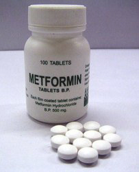 Reverse Type 2 Diabetes. The Genuine Blood Sugar Solution.  Image of metformin1