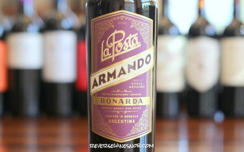 La Posta Armando Bonarda A Bonanza From Mendoza