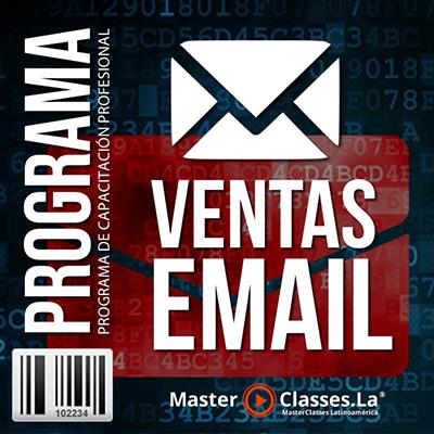 ventas por email  by Reverso Academy master classes cursos online