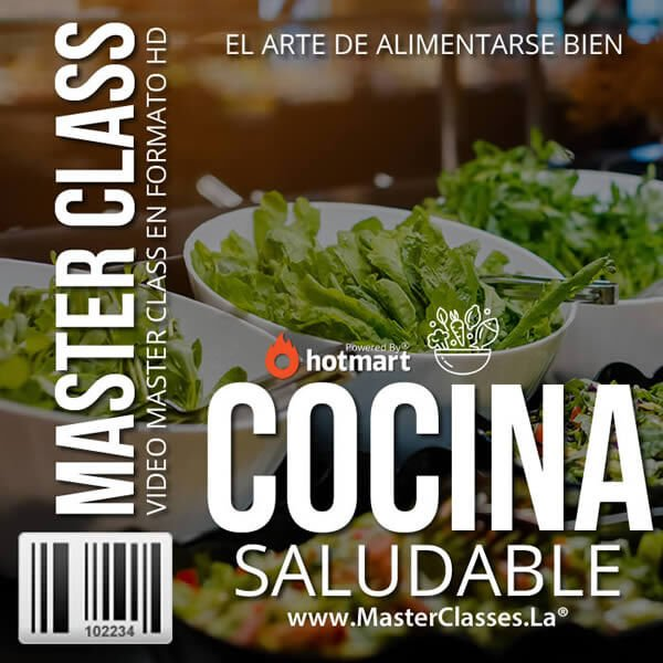Cocina Saludable by reverso academy cursos online clases