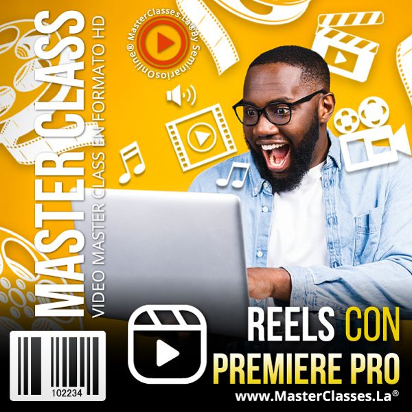 Reels con Premiere Pro by Reverso Academy