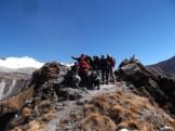 Entre Tsergo Ri et Kangji Ri, un s 4800m que pour nous....
