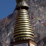 Stupa à Te gaon
