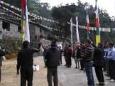 "Fête ""Puja"" bouddhiste à Milarepa"