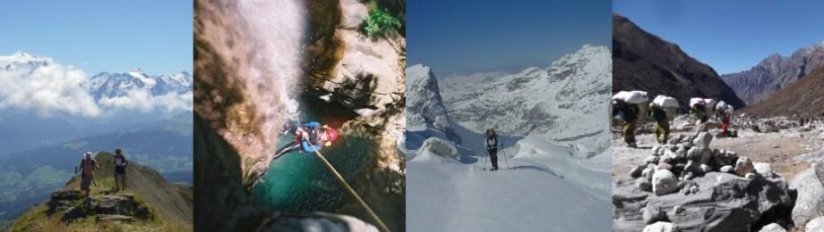 Randonnée, Canyon, Raquettes, Marche Nordique