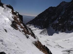 vallée vers Stary smokovec