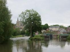 canal de la Somme à Long ...