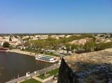 Aigues-Mortes, ville portuaire...