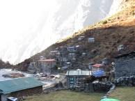 Népal, Rolwaling, Beding