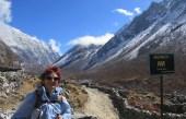 Népal, Rolwaling, Na (4183m)