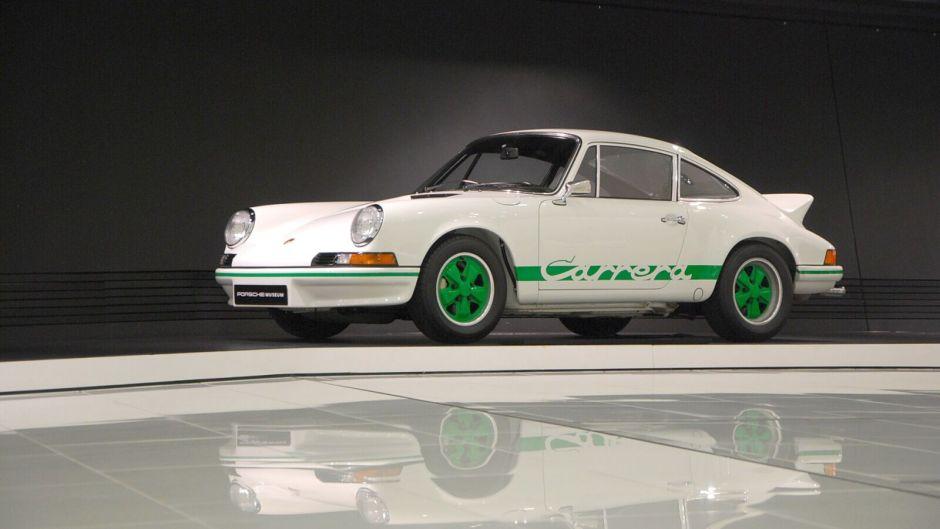 Porsche 911 Carrera 2,7 RS