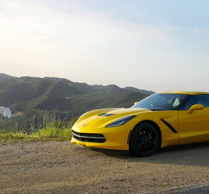 Chevrolet Corvetter Stingray C7