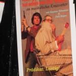 Plakat des Essener Theater Courage, aufgenommen an der Theater eigenen Wall of Fame