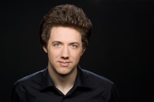 Der Pianist Benjamin Moser. Foto: KFR