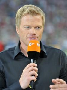 ZDF-Fußballexperte Oliver Kahn (Foto: ZDF/Sascha Baumann)