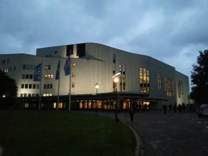 Das Essener Aalto-Theater. Foto: Werner Häußner