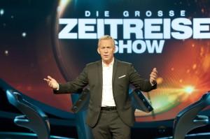 Johannes B. Kerner in seiner neuen ZDF-Show (© ZDF/Max Kohr)