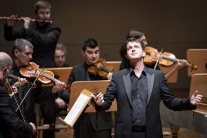 Philippe Jaroussky: Gesang nicht nur von dieser Welt. Foto: Pascal Rest